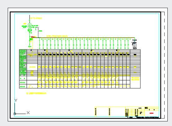 CAD布局中怎样让视口与模型空间里面的一个矩形区域完全重合