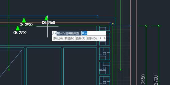 修改CAD尺寸标注里的文字