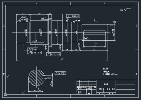 CAD字体样式对软件应用的影响