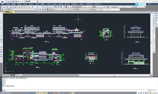 CAD对象统计的2中简单方法