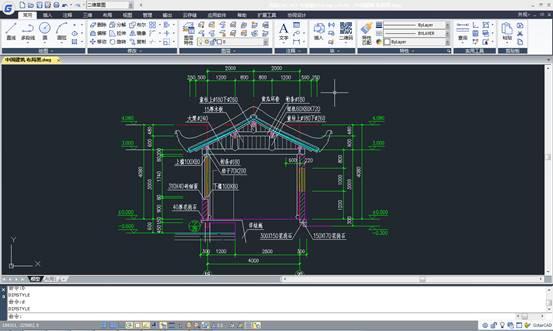CAD标注样式教程之基本样式设置