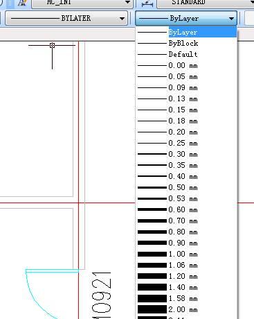 关于CAD画图细实线和标注设置多大线宽的探讨