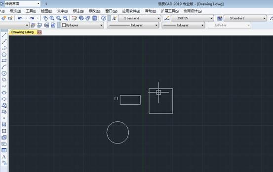 CAD视口分割和合并视口具体方法