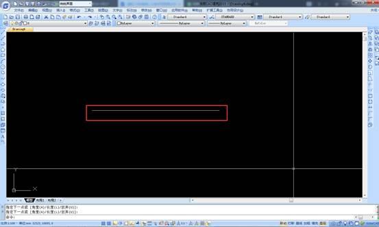 CAD软件中如何修改线宽