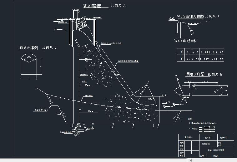 CAD放样的应用在容器设备