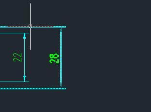 CAD定距等分的使用方法
