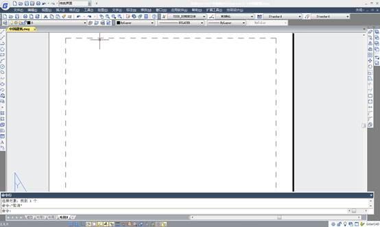 CAD布局视口常见问题之窗口无法显示