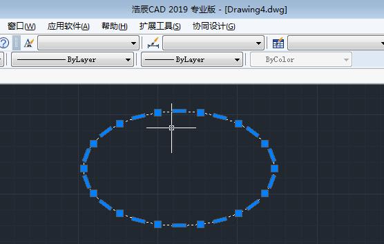 CAD多段线椭圆变多段线如何操作?