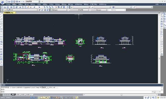 CAD操作教程之5个基本CAD操作