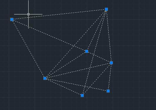 CAD三维对象拉伸命令的使用经验