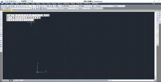 CAD绘制机械平面图基础步骤