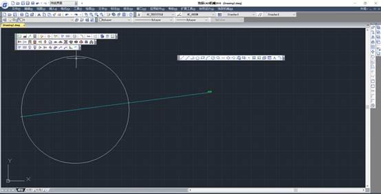 CAD绘图界限设置方法