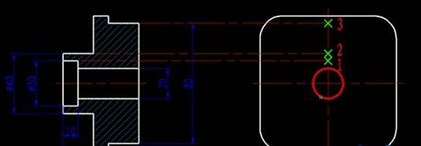 CAD偏移方式需要注意哪些