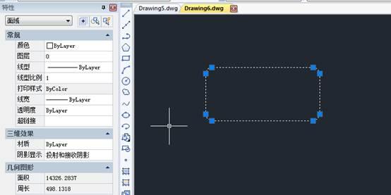 CAD 多段线绘制三维实体