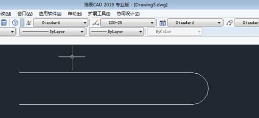 CAD圆角功能使用技巧教程