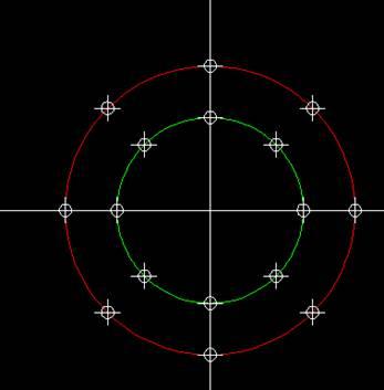 CAD绘制齿轮技巧