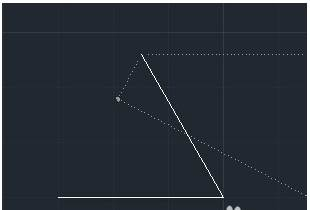 CAD绘制等边三角形的技巧