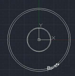 CAD绘制轮盘平面图实例介绍