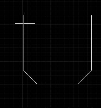CAD画倒角怎样画
