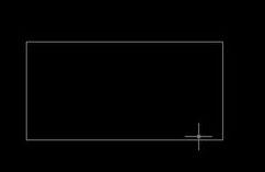 CAD倒角尺寸输入