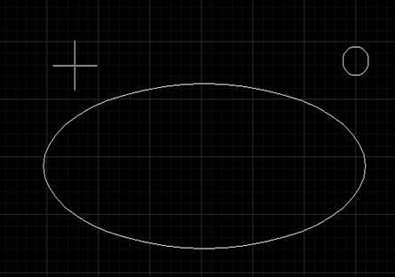 CAD创建椭圆阵列教程之椭圆阵列与路径阵列