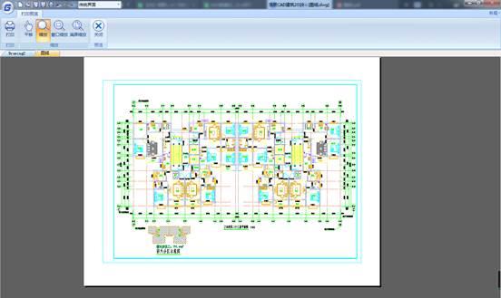 CAD中如何正确导出PDF