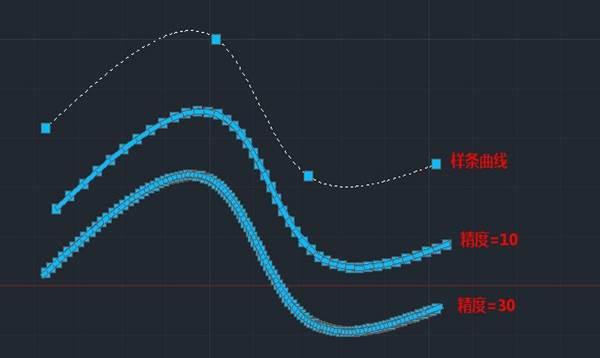 CAD曲线转为多段线的步骤
