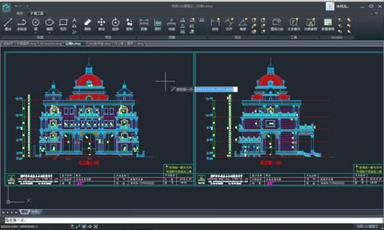 在CAD看图软件中怎么绘制一个圆?
