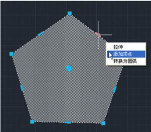 CAD图案填充使用和设置