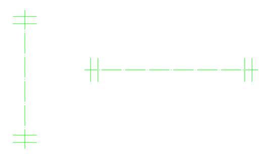 负重前行,浩辰给排水中的对称轴、指北针、图名标注