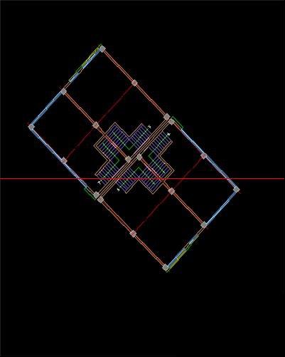 CAD旋转图形和坐标问题