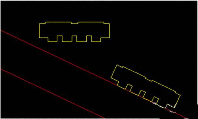 CAD旋转图形角度设置