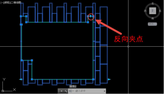 CAD铺设图案之不规则区域一