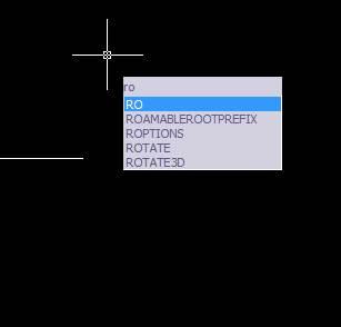 CAD中如何摆正图形位置