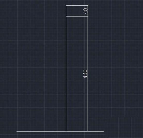 CAD设计座椅平面图的方法