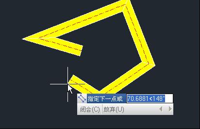 CAD多线的设置和编辑教程