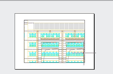 CAD布局创建视口