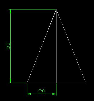 CAD圆锥柱形图怎样绘制