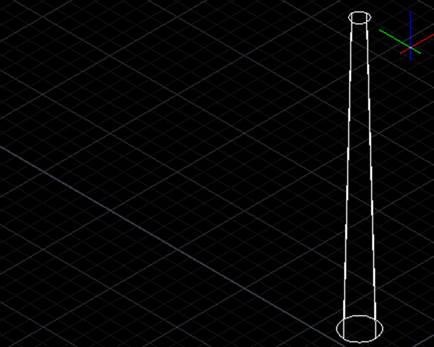 CAD三维实体绘制圆环实例