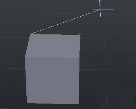 CAD绘制平面图不在一个平面
