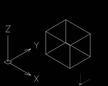 CAD画三视图如何对应