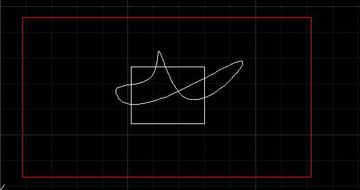 CAD图形界限设置技巧