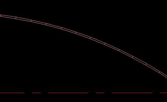 CAD尺寸线变空心如何解决