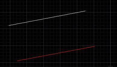 CAD线条格式调节方法