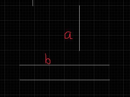 CAD延伸直线