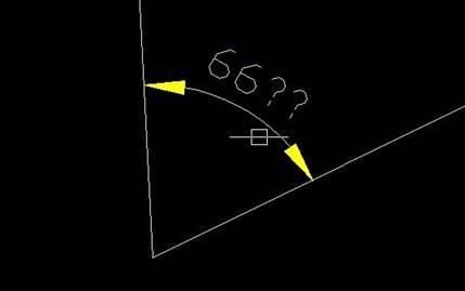 CAD中标注出现问号怎么办