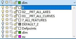 CAD中如何删除线型