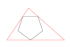 CAD绘制多边形计算周长