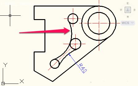 CAD中怎样绘制圆弧?