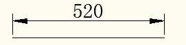 CAD计算直线长度操作方法